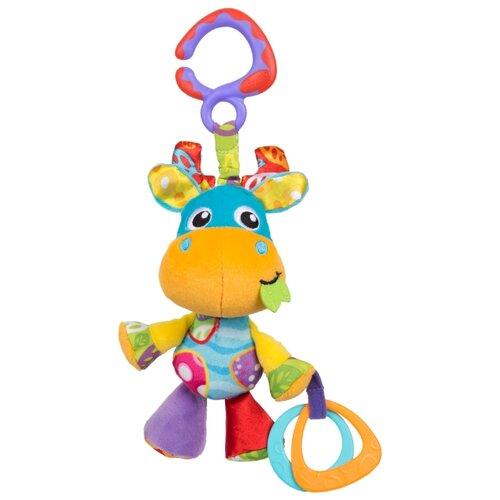 Подвесная игрушка Playgro Лось (0186978) playgro игрушка для ванной playgro кораблики