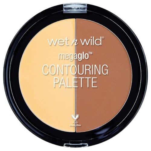 Wet n Wild Набор для контуринга Megaglo Contouring Palette Contour caramel toffee