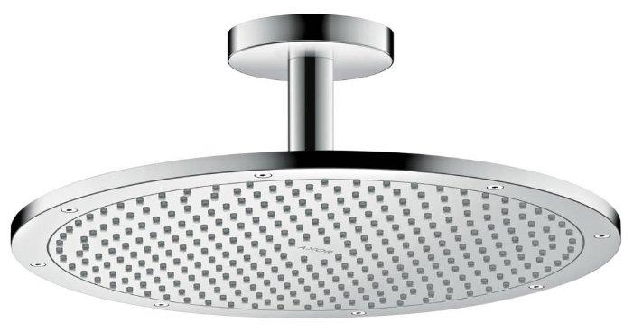 Верхний душ встраиваемый AXOR ShowerSolutions 26035820 никель
