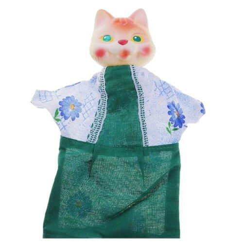 Фото - ОГОНЁК Кукла-перчатка Кошка (С-966) кукла огонёк арина с веснушками
