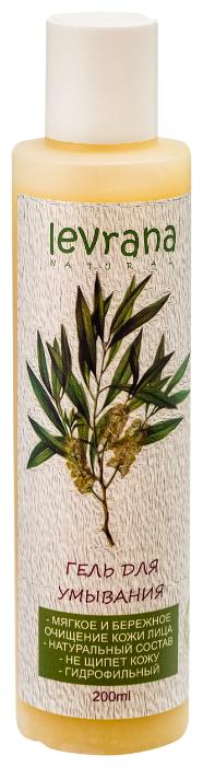 Levrana гель для умывания гидрофильный Чайное дерево