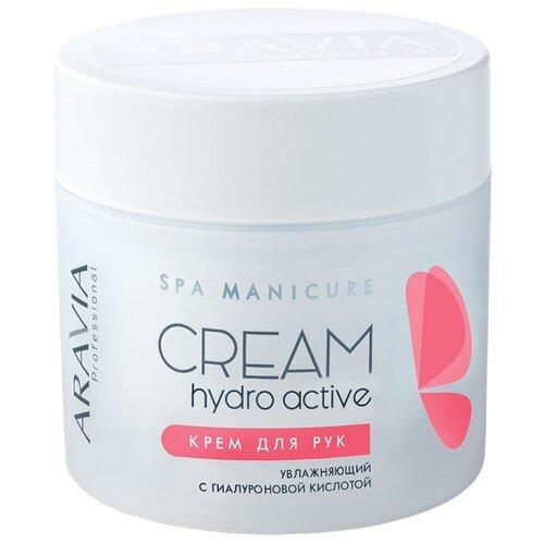 Крем для рук Aravia Professional увлажняющий Hydro active 300 мл крем для рук aravia цена