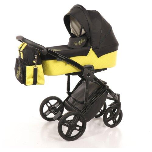 Универсальная коляска Nuovita Diamante (2 в 1) giallo универсальная коляска nuovita diamante 2 в 1 marrone