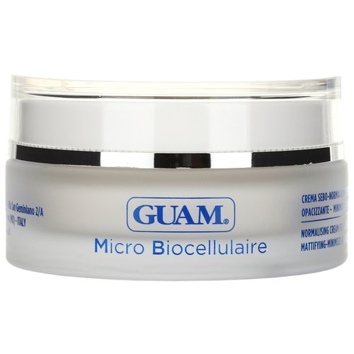 Guam Крем для проблемной кожи лица Micro Biocellulaire, 50 мл guam micro biocellulaire крем лифтинг против морщин 50 мл
