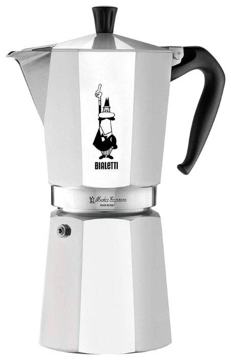 Гейзерная кофеварка Bialetti Moka Express 1167 (720
