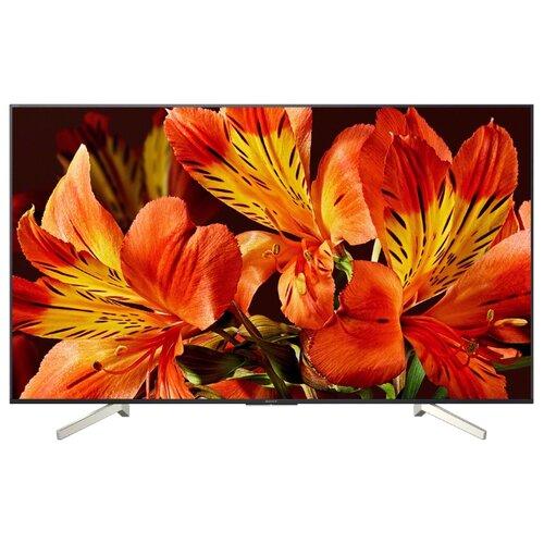 Купить Телевизор Sony KD-49XF8596 черный