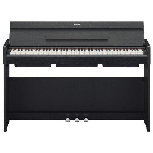 Цифровое пианино YAMAHA YDP-S34 black walnut yamaha ydp s51b
