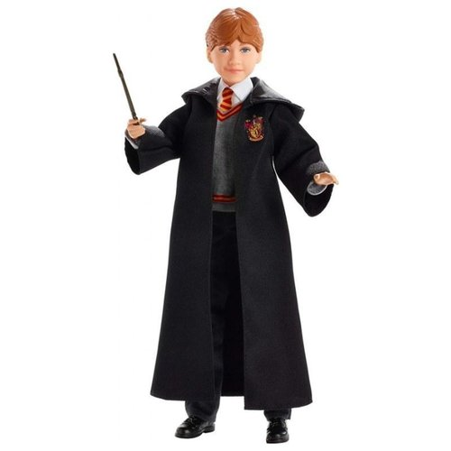 Купить Кукла Mattel Harry Potter Кукла Рон Уизли, 30 см, FYM52, Куклы и пупсы