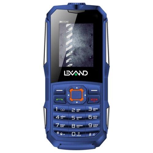 Телефон LEXAND R2 Stone синийМобильные телефоны<br>