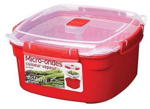 Sistema Контейнер Microwave 1102 красный