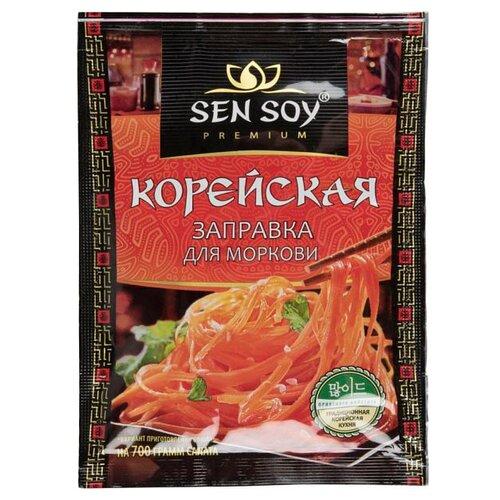 Заправка Sen Soy Корейская для моркови, 80 г