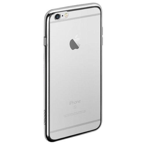 Купить Чехол Deppa Gel Plus Case для Apple iPhone 6/iPhone 6S серебристый