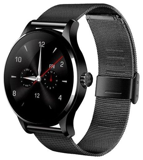умные смарт-часы CARCAM K88H Smart Watch (Пульсометр / 300mah / 1.22