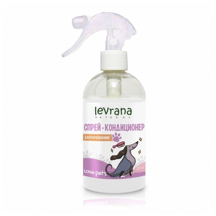 Кондиционер Levrana для расчесывания для кошек и собак 0,3л