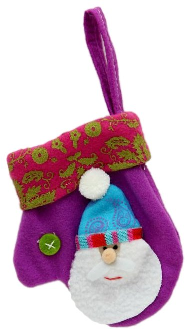 Елочная игрушка Феникс Present Варежка (25326)
