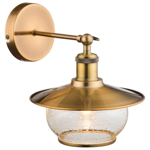 цена на Настенный светильник Globo Lighting Nevis 69030W, 60 Вт