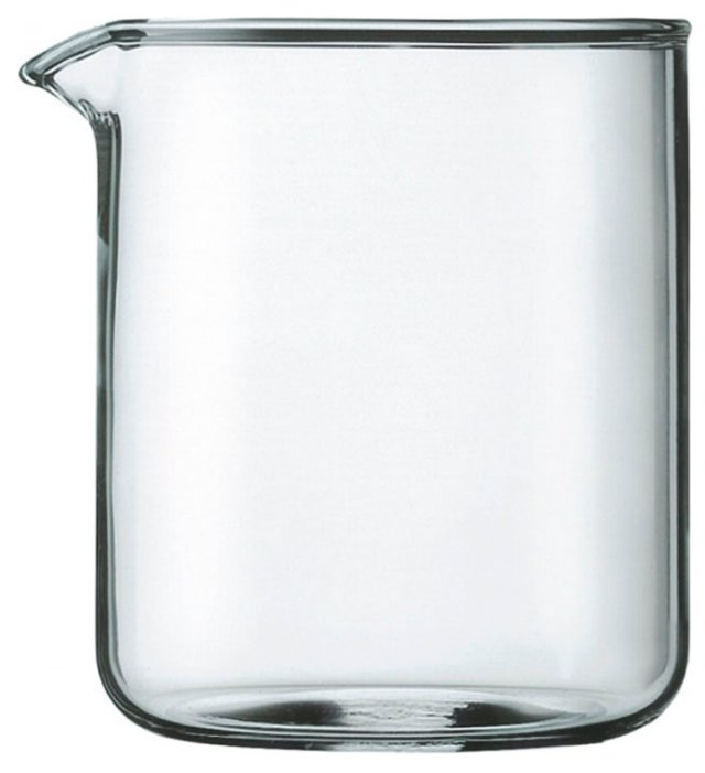Колба для френч-пресса Bodum 1504-10 (0,5 л) прозрачный