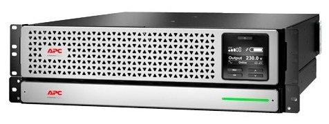 ИБП с двойным преобразованием APC by Schneider Electric SRTL1500RMXLI
