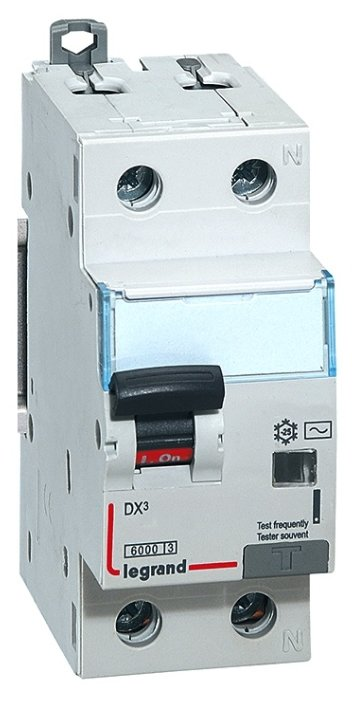 Дифференциальный автоматический выключатель Legrand