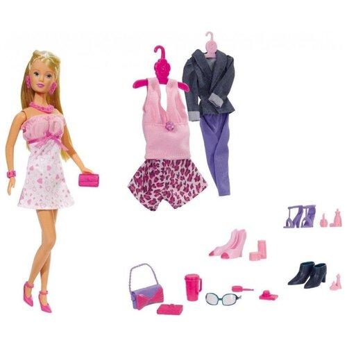 Кукла Steffi Love Мега мода Штеффи, 29 см, 5736015