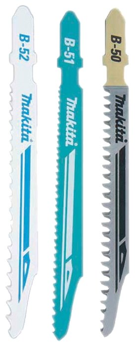 Набор пилок для лобзика Makita B-06292 3 шт.