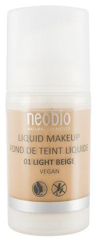 Neobio Тональный крем Liquid Makeup, 30 мл