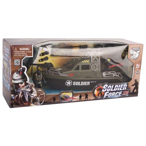 Купить Набор фигурок Chap Mei Soldier Force 521004, Солдатики
