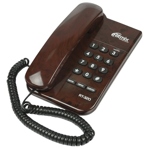 Купить Телефон Ritmix RT-320 coffee marble
