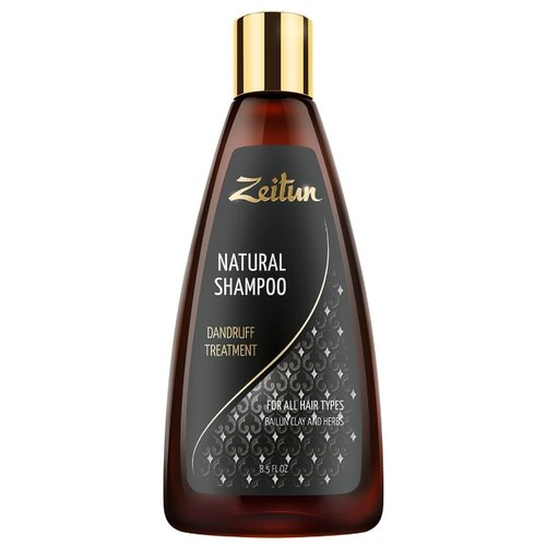 Zeitun шампунь Natural Dandruff Treatment 250 мл