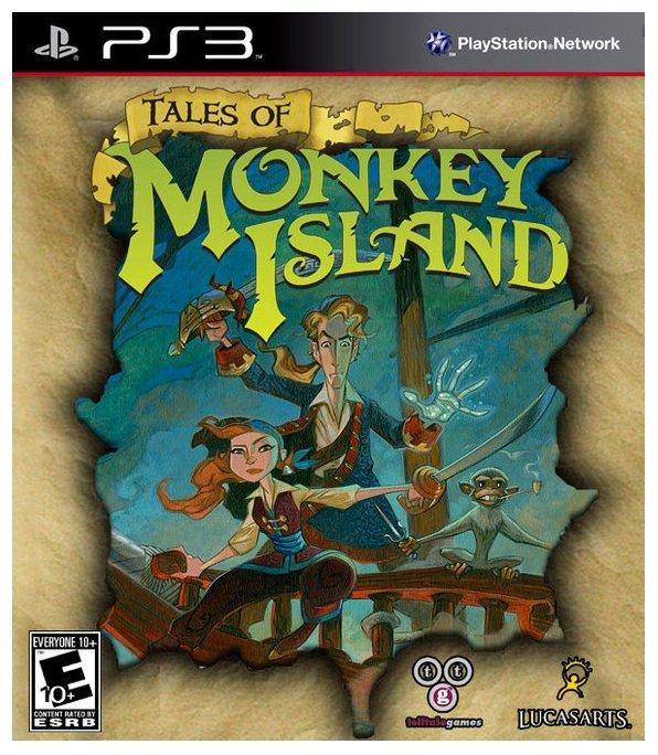 TellTale Games Tales of Monkey Island