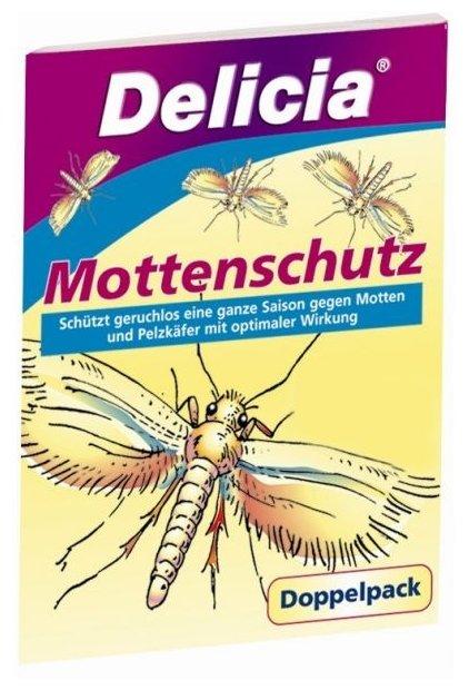 Приманка Delicia Mottenschutz для защиты от моли