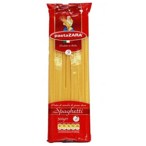 Pasta Zara Макароны 003 Spaghetti, 500 г