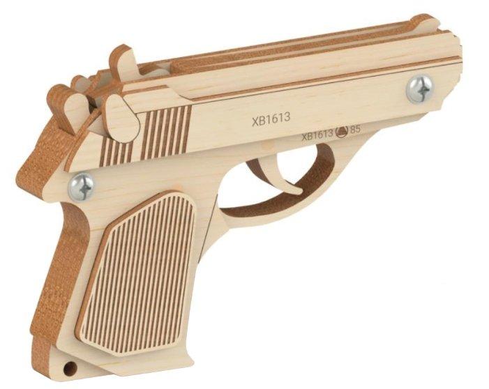 Сборная модель Древо Игр Резинкострел Байкал (DI-P001),,