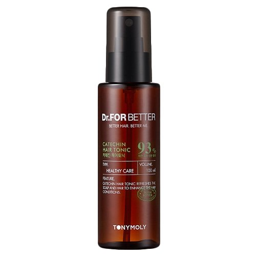 TONY MOLY Тоник Dr. For Better Catechin Hair Tonic для волос, 100 мл