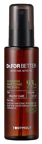 TONY MOLY Тоник Dr. For Better Catechin Hair Tonic для волос