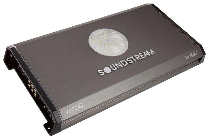 Автомобильный усилитель Soundstream T4.1500L