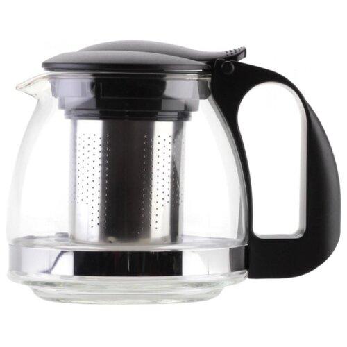 WALMER Заварочный чайник Aster 0,7 л черный