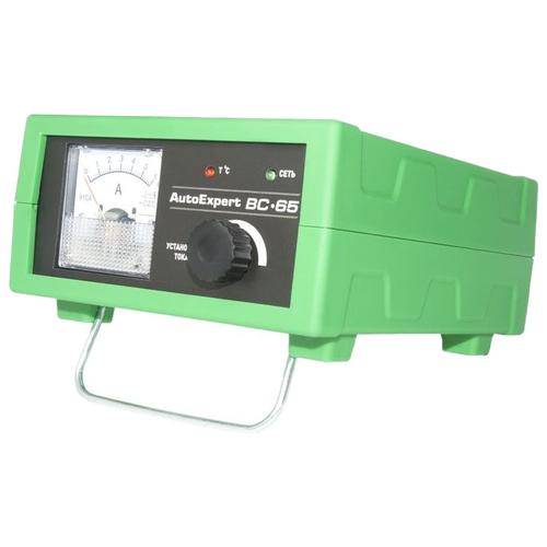 Фото - Зарядное устройство AutoExpert BC-65 зеленый зарядное устройство autoexpert bc 80