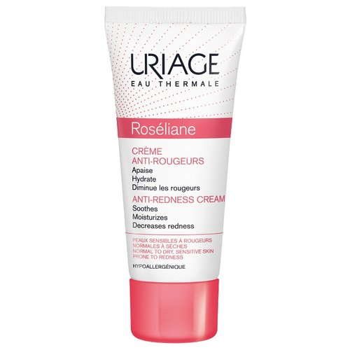 Uriage Roseliane Creme Anti-Rougeurs Крем для лица против покраснений, 40 мл uriage солнцезащитный крем