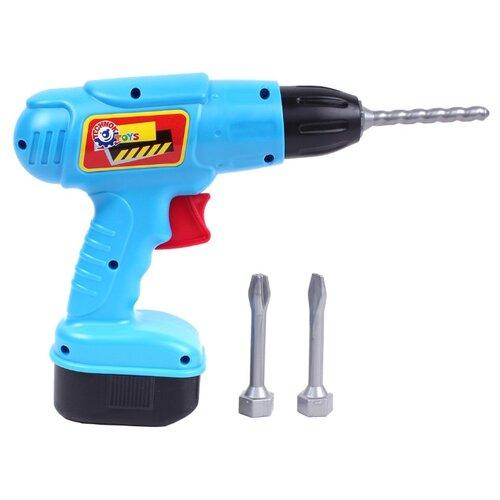 Купить ТехноК Дрель 4418, Детские наборы инструментов