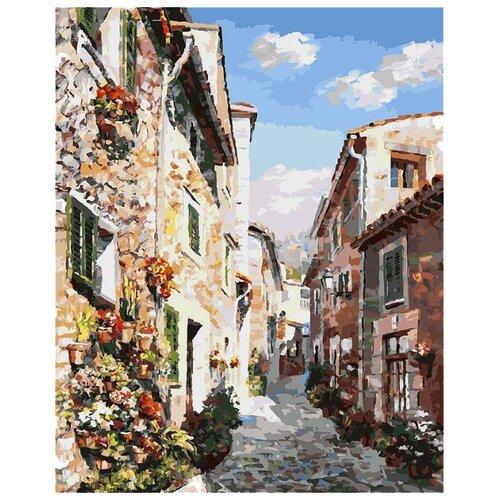 Купить Белоснежка Картина по номерам Майорка 40х50 см (123-AB), Картины по номерам и контурам