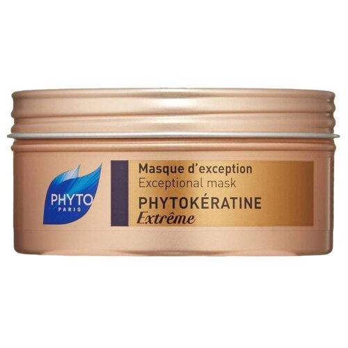 PHYTO Phytokeratine Маска для волос Экстрем Восстановление, 200 мл phyto для волос витамины купить