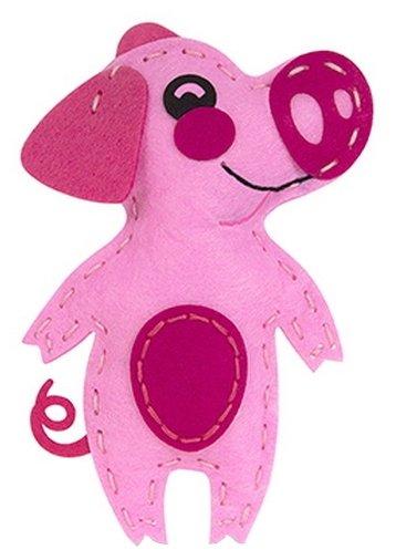 Feltrica Набор для изготовления мягкая игрушка Поросёнок (4627130659654)