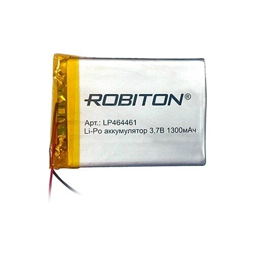 Фото - Аккумулятор ROBITON LP464461 аккумулятор robiton lp501335