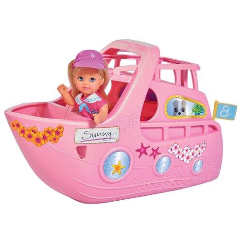 Купить Кукла Simba Еви на круизном корабле, 12 см, 5733083, Куклы и пупсы