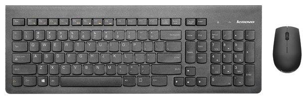 Клавиатура + мышь Lenovo 500 Combo (GX30N71807)