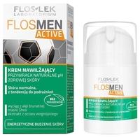 Floslek Увлажняющий крем Flosmen Active