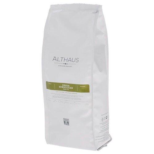 Чай зеленый Althaus Green Himalajian, 250 г althaus essence of fruin фруктовый листовой чай 250 г