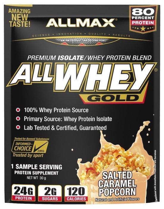 Протеин ALLMAX AllWhey Gold (30 г)