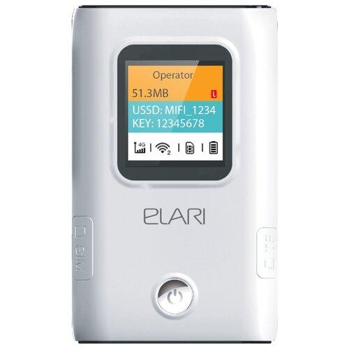 Купить Wi-Fi роутер Elari SmartWiFi silver